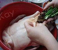 家庭版北京烤鸭的做法图解3